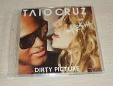 TAIO CRUZ ft KESHA Dirty Picture CD Promo 2010 1trk Dutch