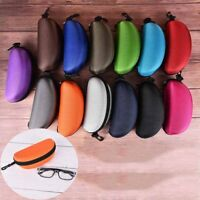 Eyewear Cases Cover Sunglasses Solid Case Glasses Box With zipper Eyeglass BoxPt