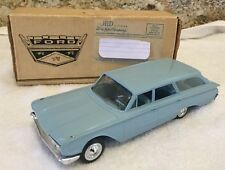 1960 Ford Country Squire Promotional Car By Hubley