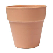 10X(Terracotta Pot Clay Ceramic Pottery Planter Flower Pots HY
