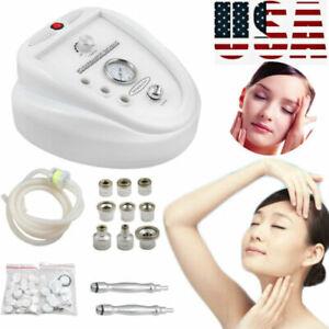 Diamond Microdermabrasion Dermabrasion Face Peel Skin Smooth Beauty Machine USA