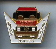 RARE PINS PIN'S .. CAMION TRUCK WAGEN /  RENAULT SA.#8G