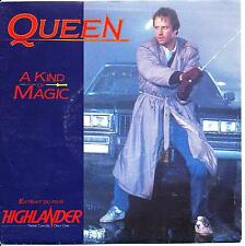 QUEEN 45 TOURS FRANCE HIGHLANDER CHRISTOPHE LAMBERT
