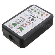 3A PWM Solar Panel Light Controller 6V 12V Regulator Intelligent Battery Charge