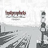 LostProphets Last Train home w/ RARE EDIT PROMO CD Single Lost Prophets