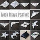 Acrylic Pearloid Guitar Neck Finger Board Inlays INA