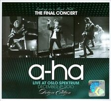 A-Ha - Ending on a High Note: Final Concert (Audio CD, 2011) NEW