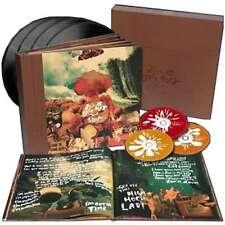 BOX SET OASIS DIG OUT YOUR SOUL 4 VINYLS  2CD + 1 DVD + 24 PAGE BOOKLET SEALED
