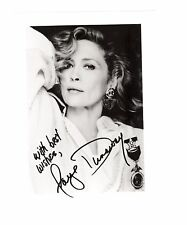 Faye Dunaway-signed photo- JSA coa - 16