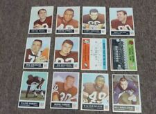 1965 Cleveland Browns Defending World Champions Near Team Set/ VGEX
