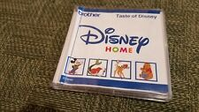 Taste Of Disney Home Brother Machine Embroidery Card SA-306D