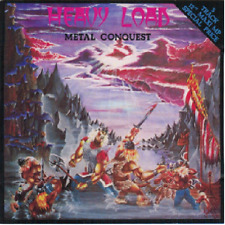 "Heavy Load:  ""Metal Conquest""  + Bonustracks  (CD Reissue)"