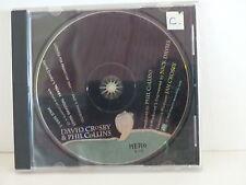 CD Single Promo DAVID CROSBY & PHIL COLLINS Hero PRCD 5065