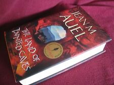 The LAND of PAINTED CAVES ~ Jean M. Auel. 1st HbDj 2011. #6 in series   in MELB!