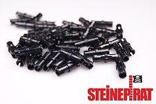 LEGO® 50x 2780 **NEU** Technic Pin / Verbinder /  kurz / schwarz / black 4121715