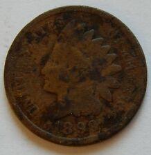 1899 USA  Indian Head Cent Coin  KM#90a  SB5991