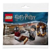 Lego Harry Potter Harry's Journey to Hogwarts Polybag 30407 Minifig Figurine New