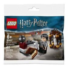 Lego Harry Potter Harry's Journey to Hogwarts Polybag 30407 Minifig Figurine New