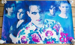 The Cure Robert Smith Mixed Up 1990 Poster 22x34