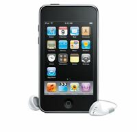 Apple Ipod Touch 2nd Generation Black (8GB) (AMAZING VALUE) (C) + EXTRAS