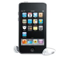 Apple iPod Touch 2nd Generación Negro (8 GB) (valor increíble) (c) + Extras