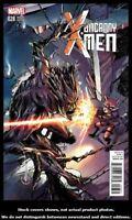 Uncanny X-Men (3rd Series) 28/A Marvel 2014 VF/NM Rocket Raccoon & Groot Variant