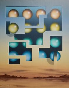 Randy Dunham - Surrealism Painting - Atmospheric Dimensions