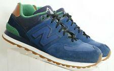 New Balance 574 ML574NEA Classics Blue Comfort Walking Sneakers Men's US 10 D