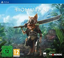 Biomutant : Collector's Edition - Sony PS4 - PRE-Order - New & Sealed