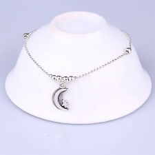 Star Jewelry Accessories The Most Popular Online Moon Fine Anklet Silver Bracele