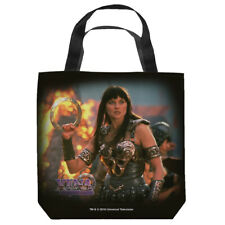 Xena Warrior Princess (Lucy Lawless) 16 in x 16 in Tote Bag - New