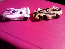 2 mint rare Tyco slotcars