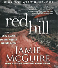 Audio book - Red Hill by Jamie McGuire   -   CD