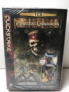 Quickstrike Pirates of the Caribbean TCG Dead Man's Chest 2 Player Str Deck