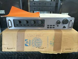 Vintage CARVER C-1 Sonic Holography Preamplifier w/ BOX & Paperwork NEAR MINT