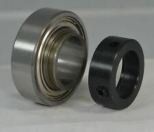 "CSA206-20 1-1/4"" Bore Insert Bearing with Locking Collar 1-1/4""x62mm"