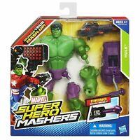 Marvel super hero mashers hulk action figure