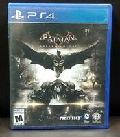Batman Arkham Knight  PS4 Sony Playstation 4 GAME Tested Working Complete