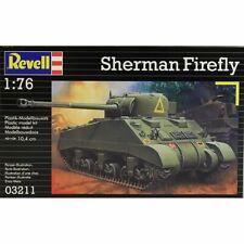 Revell 03211 British Sherman Firefly 1/76 scale plastic model kit