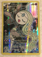 Meloetta XY120 - Black Star HOLO Promo - MINT - Pokémon