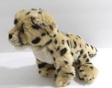 "11"" Born in Africa Plush Stuffed Bean Filled Cheetah Toy Animal"