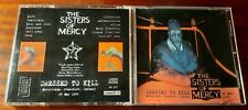 THE SISTERS OF MERCY Dressed To Kill CD mission bauhaus classic goth gothic MINT