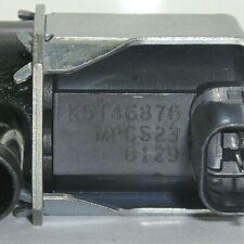 K5T48485 K005T48485 Vapor Canister Purge Solenoid VACUUM VALVE NEW GENUINE// OE.