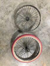 Raleigh Burner Wheels