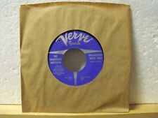 """7"""" Single - THE RIGHTEOUS BROTHERS - Melancholy Music Man - Don´t Give Up On Me"""