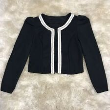 Evening Cropped Coats, Jackets & Vests for Women