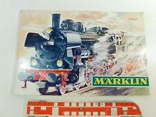 BQ210-0,5 # Märklin H0 Catalogo 1967/68 D Dm (con Buono Acquisto)