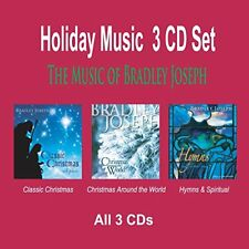 ULTIMATE HOLIDAY INSTRUMENTAL MUSIC 3 CD Set - Classic Christmas Songs -UNOPENED