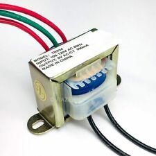 NEW Philmore 120VAC to 9VAC 500mA 0.5A Center Tap Power Transformer 4.5V-0-4.5V