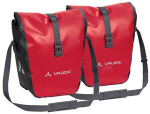 VAUDE Radtasche Aqua Front 1 Paar red